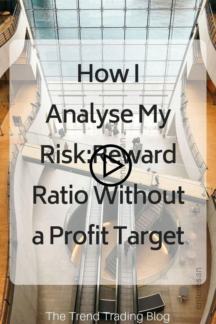 In this article, discover how to analyse your risk:reward ratio without using a ...