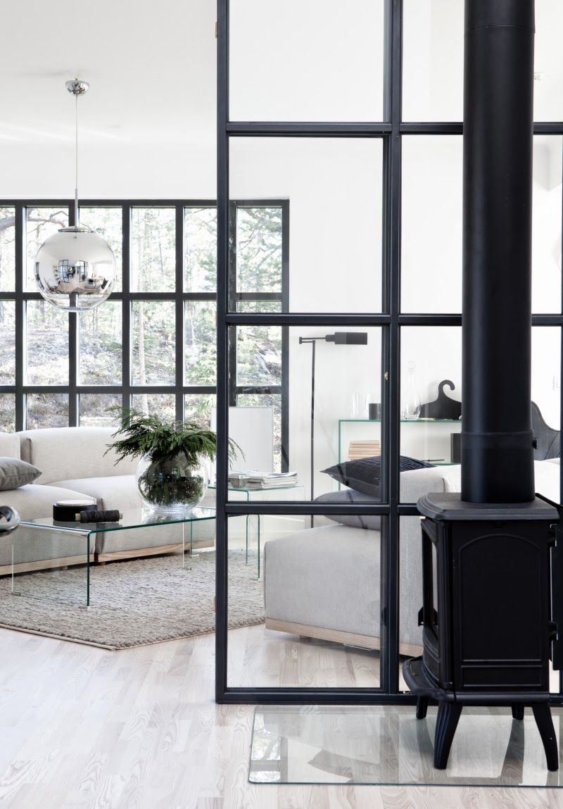 The Design Chaser: Homes to Inspire | Light + Style | For the Home ...
