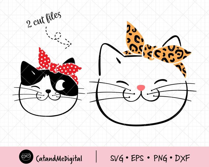 28+ Cat svg cutting files trends