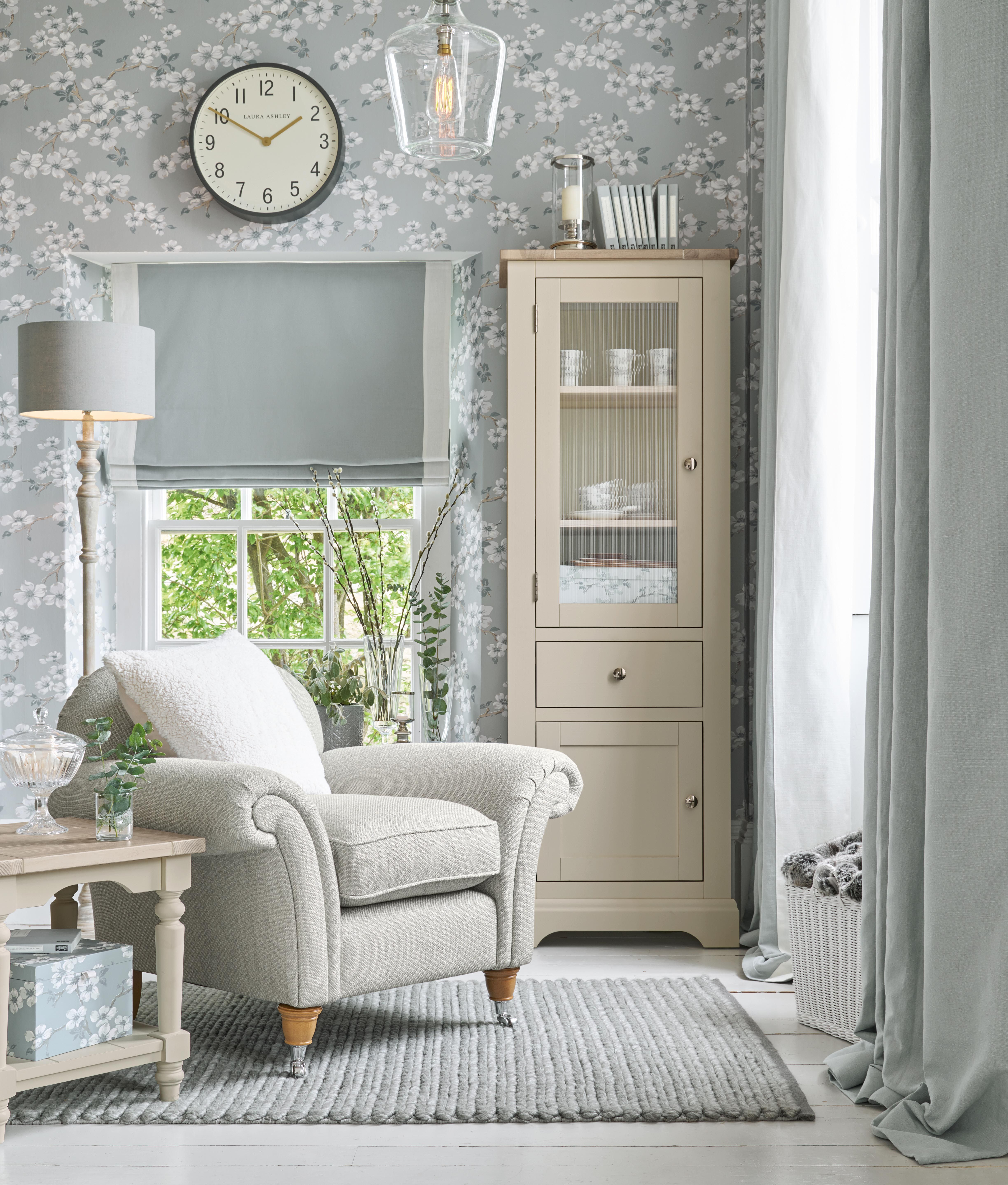Laura Ashley Muebles Laura Ashley Silver Silhouette Collection Lauraashleyaw17 дом