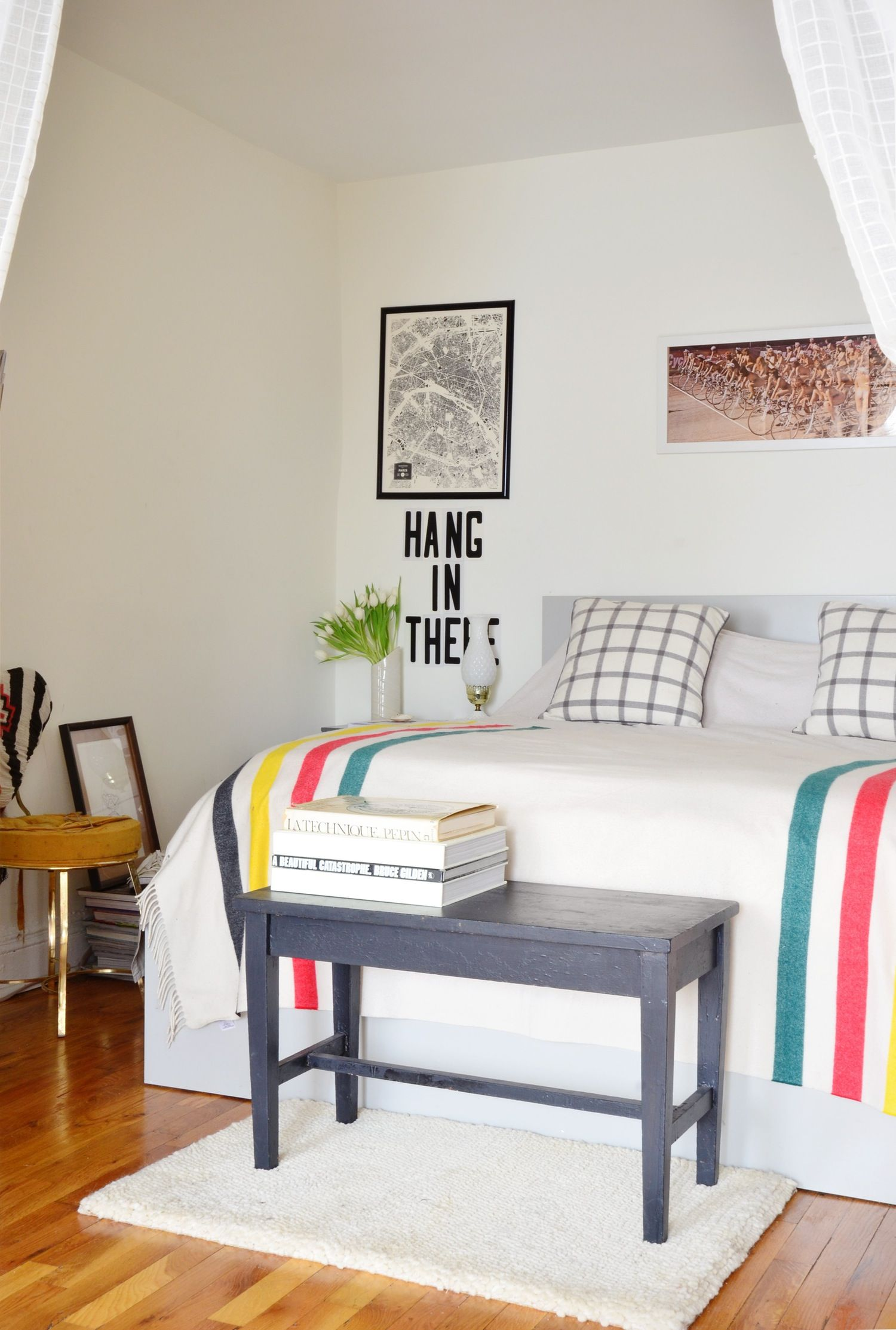 Video House Tour: 325 Sq Ft Apartment in Brooklyn | House tours ...