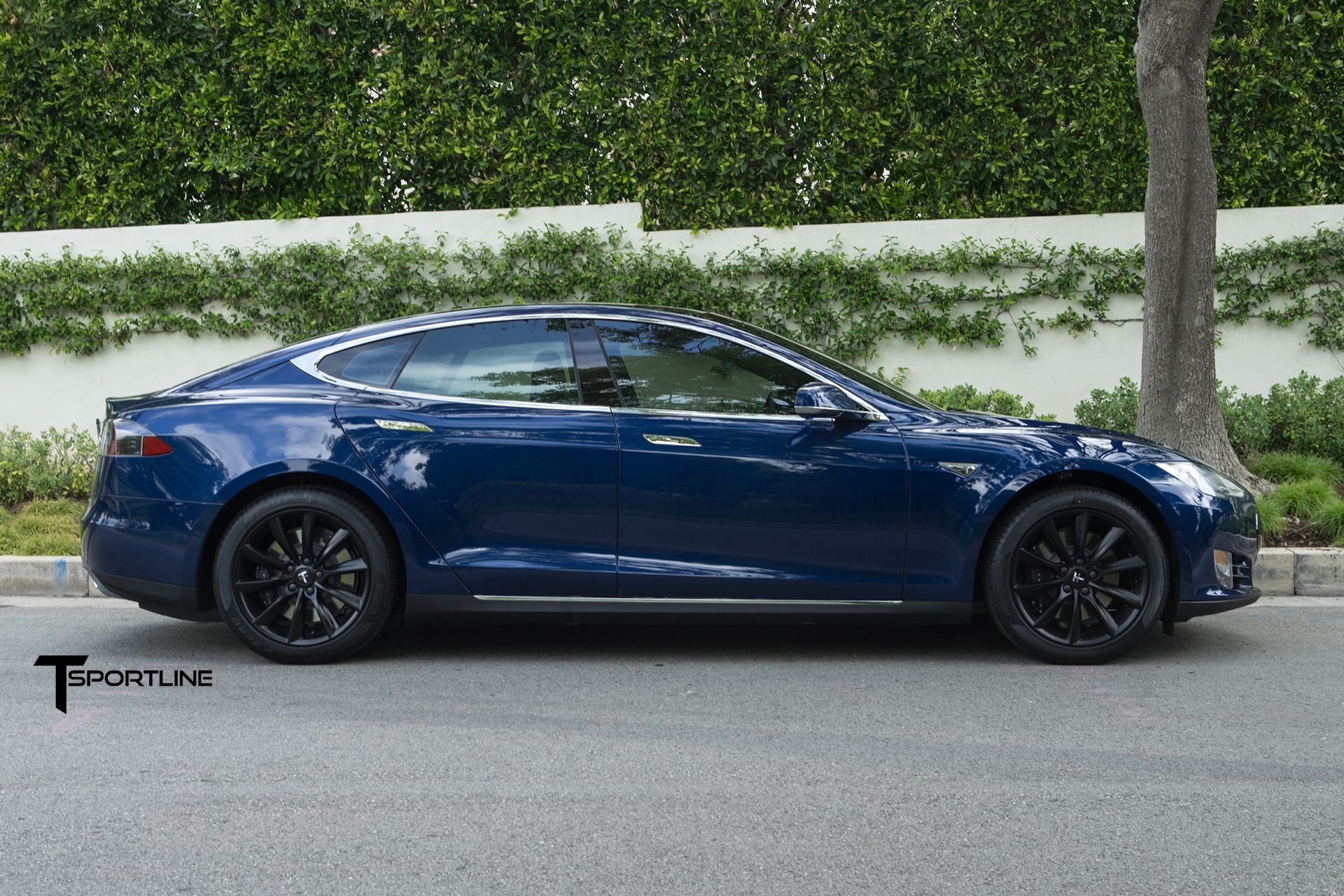 Deep Blue Metallic Tst Matte Black 2 Cars Pinterest