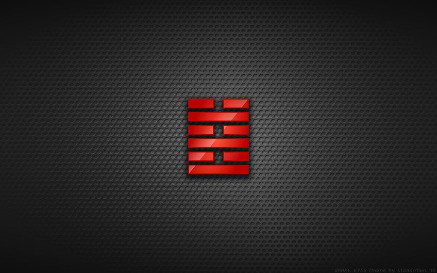 Wallpaper Snake Eyes Arashikage Clan Logo By Kalangozilla