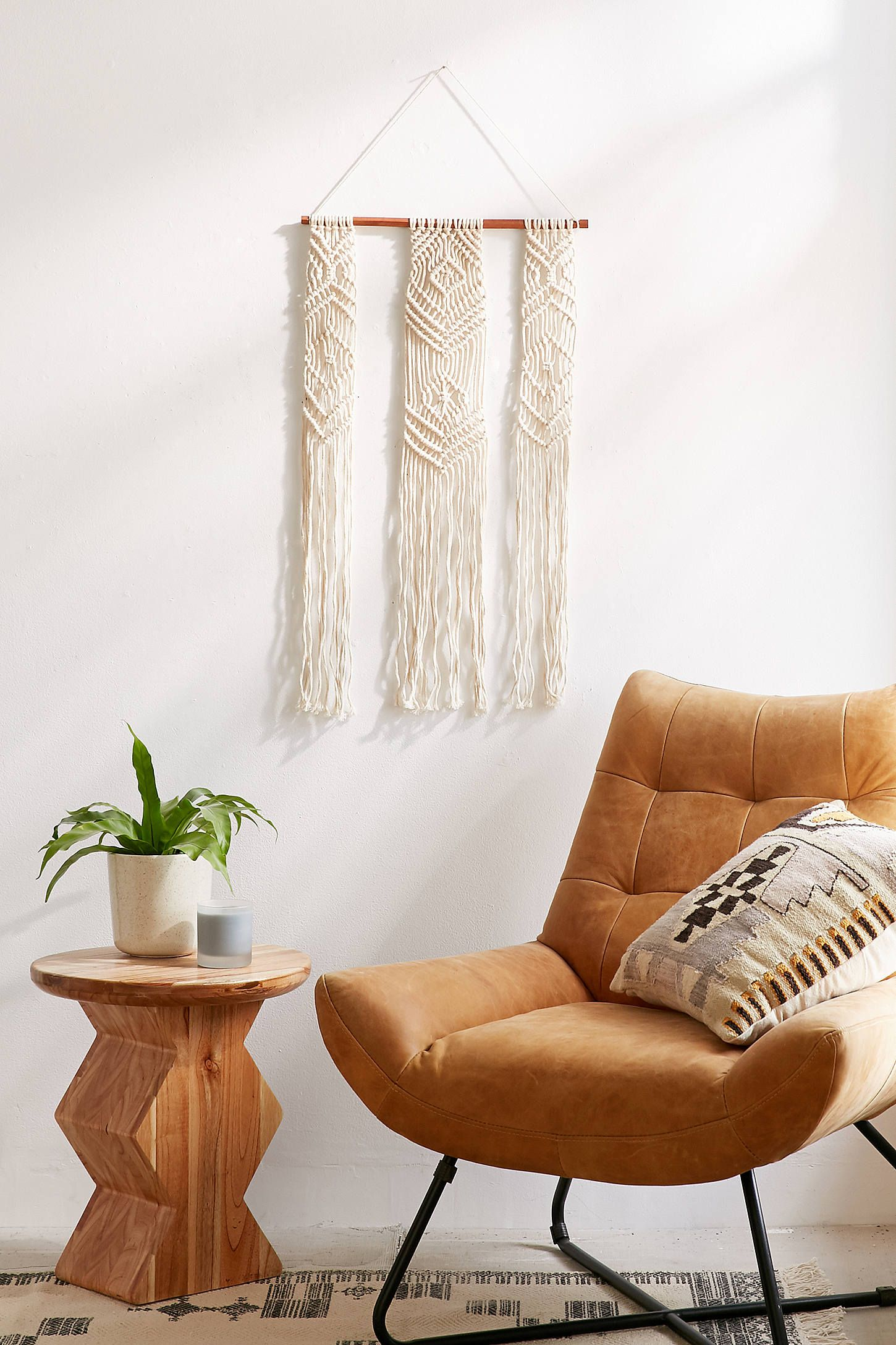 Shop fallon macrame wall hanging at urban outfitters today we carry all the latest styles colors and brands for you to choose from right here