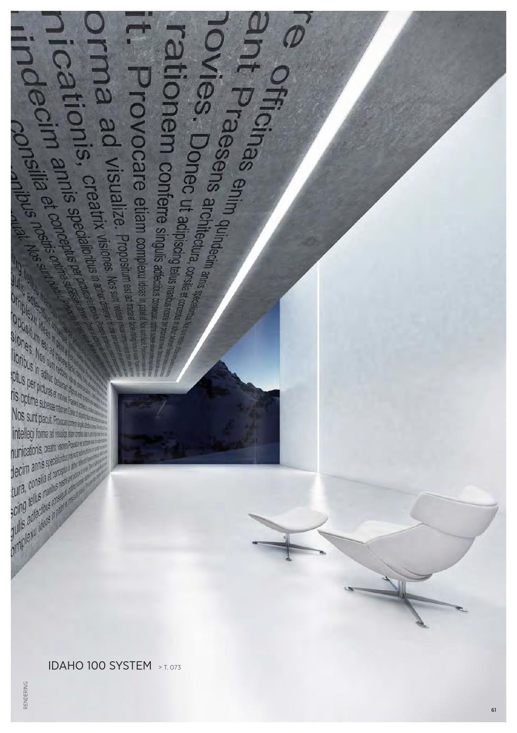 Prolicht Catalogue Blue Seven Inspiration Architectural Lighting Design Architectural Inspiration Light Architecture