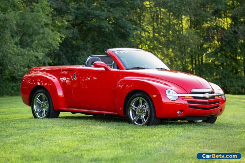 2006 Chevrolet Ssr Chevrolet Ssr Forsale Canada
