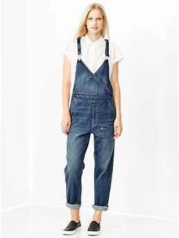 62f6dfb17c29 1969 GAP denim overalls. If you know me