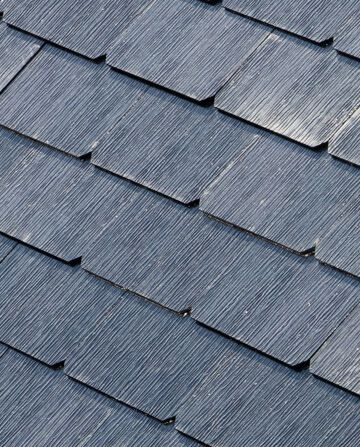 Textured Glass   These Roofing Tiles Are Able To Provide Solar Power To  Your House.