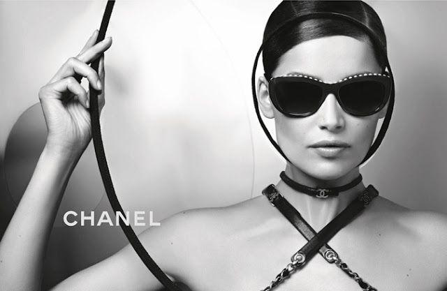chanel laetitia casta new eyewear campaign 2013   Chanel   Pinterest ... eb695364f041