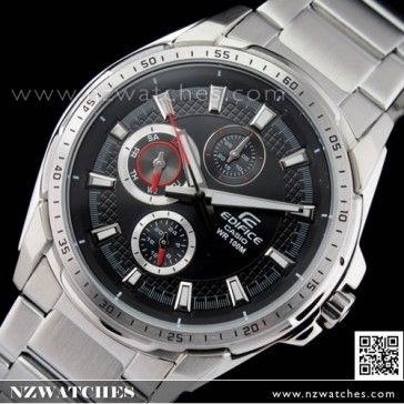 BUY Casio Edifice 100M Multi hands Sports Watch EF-336D-1A 136543e453