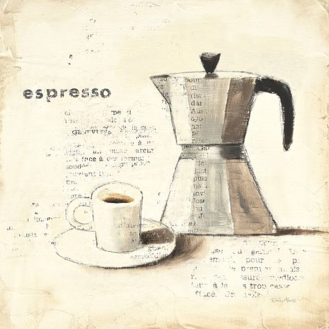 Parisian Coffee II