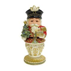 Home Decor Toyland Christmas Nutcracker Cookie Jar Kmart Cookie Jar Gifts Christmas Cookie Jars Antique Cookie Jars