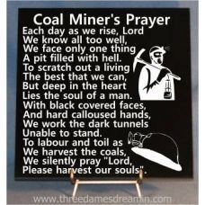 COAL MINERS PRAYER  Miner  Hillbilly Proud  High Coal  Coal Mine  Coal Min  COAL MINERS PRAYER  Miner  Hillbilly Proud  High Coal  Coal Mine  Coal Miner Reti