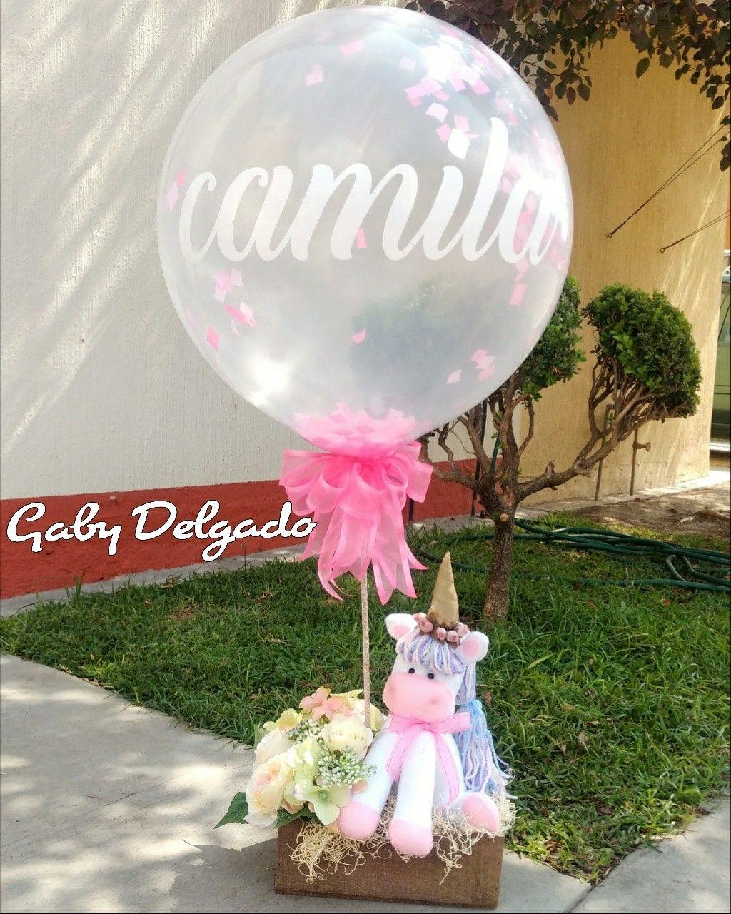 Pin de Alejandra M M en tematica de fiesta de unicornio ...