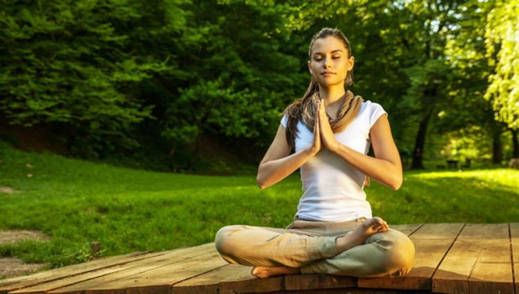Meditação para quem nunca meditou Meditação, Meditação
