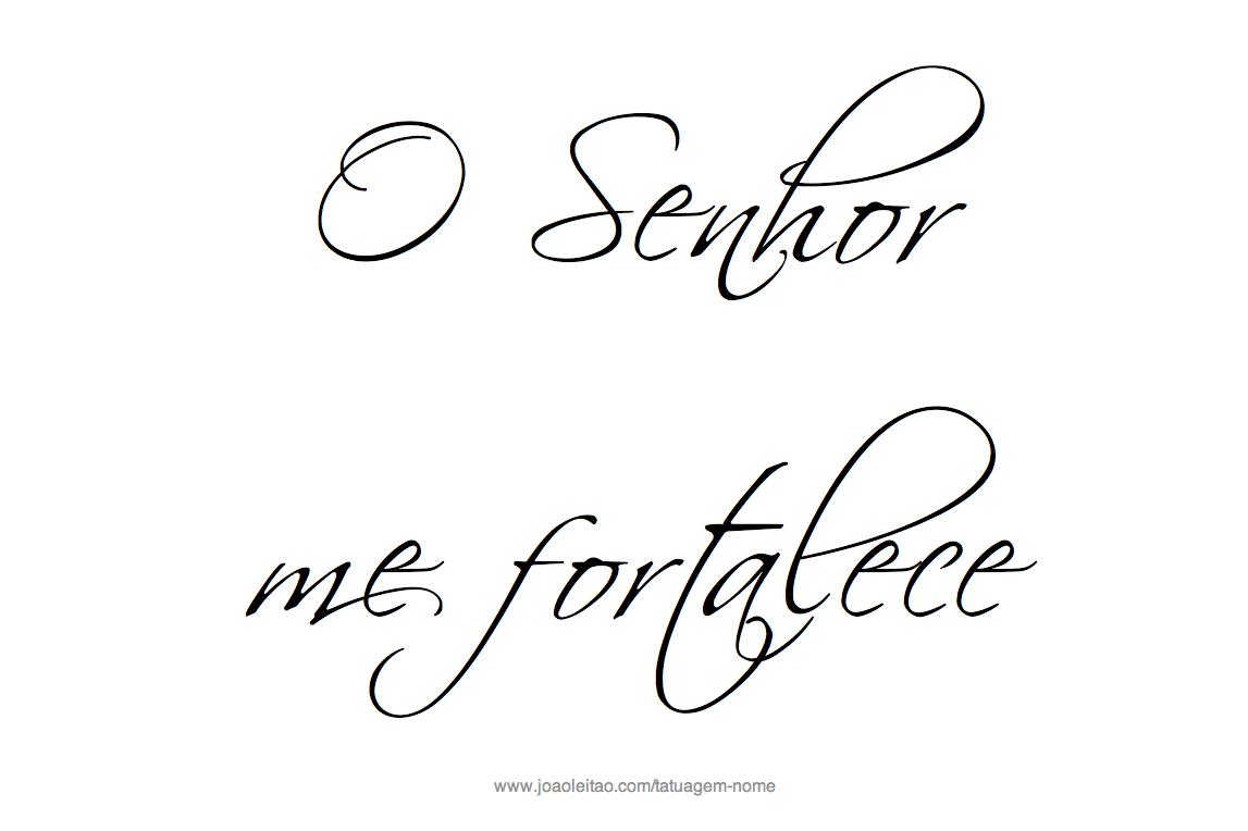 Frases Religiosas Para Tatuagem Tatuagens Masculinas