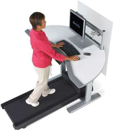 Walking And Working At The Same Time Genious Treadmill Desktreadmill