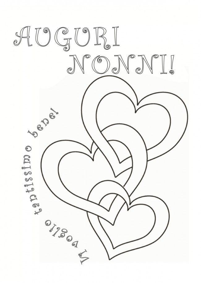 Disegno per i nonni  3fdee4308989
