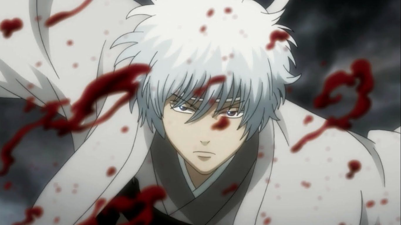 Gintoki Joi War Sakata Anime We Heart It