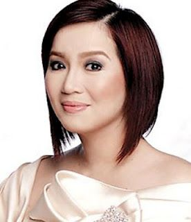 Kris Aquino Is Back In The Buzz Filipina Beauty Hairstyle Beauty