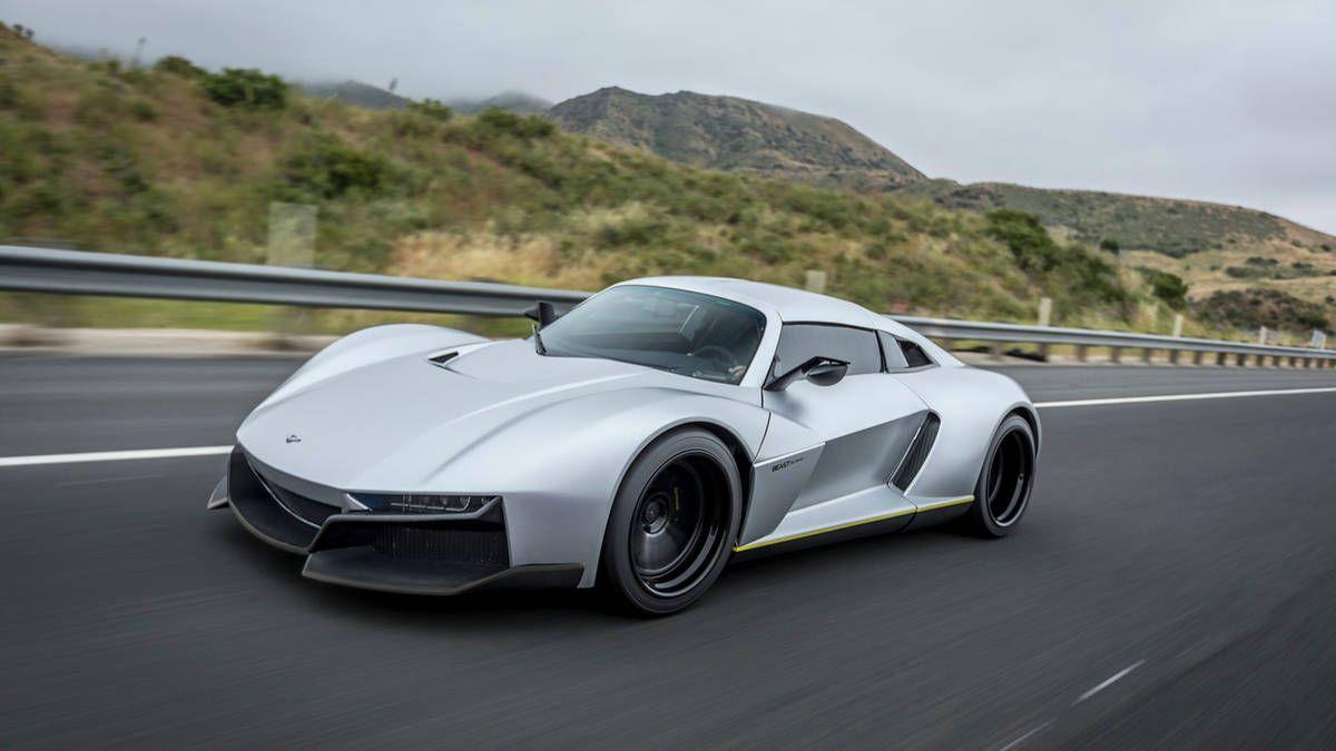 2018 Rezvani Beast Alpha Supercar Looks For Under 100k Super Cars Super Sport Cars Sports Car