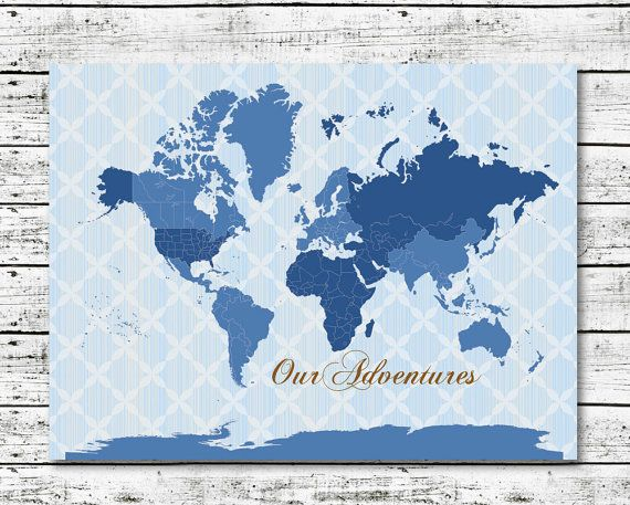 World map poster vintage background 16x20 inches by texturedink world map poster vintage background 16x20 inches by texturedink 3900 gumiabroncs Gallery