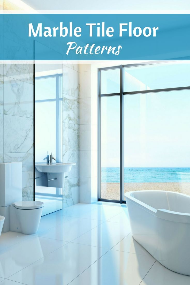 Find the most commonly found patterns below. #marble #floor ...