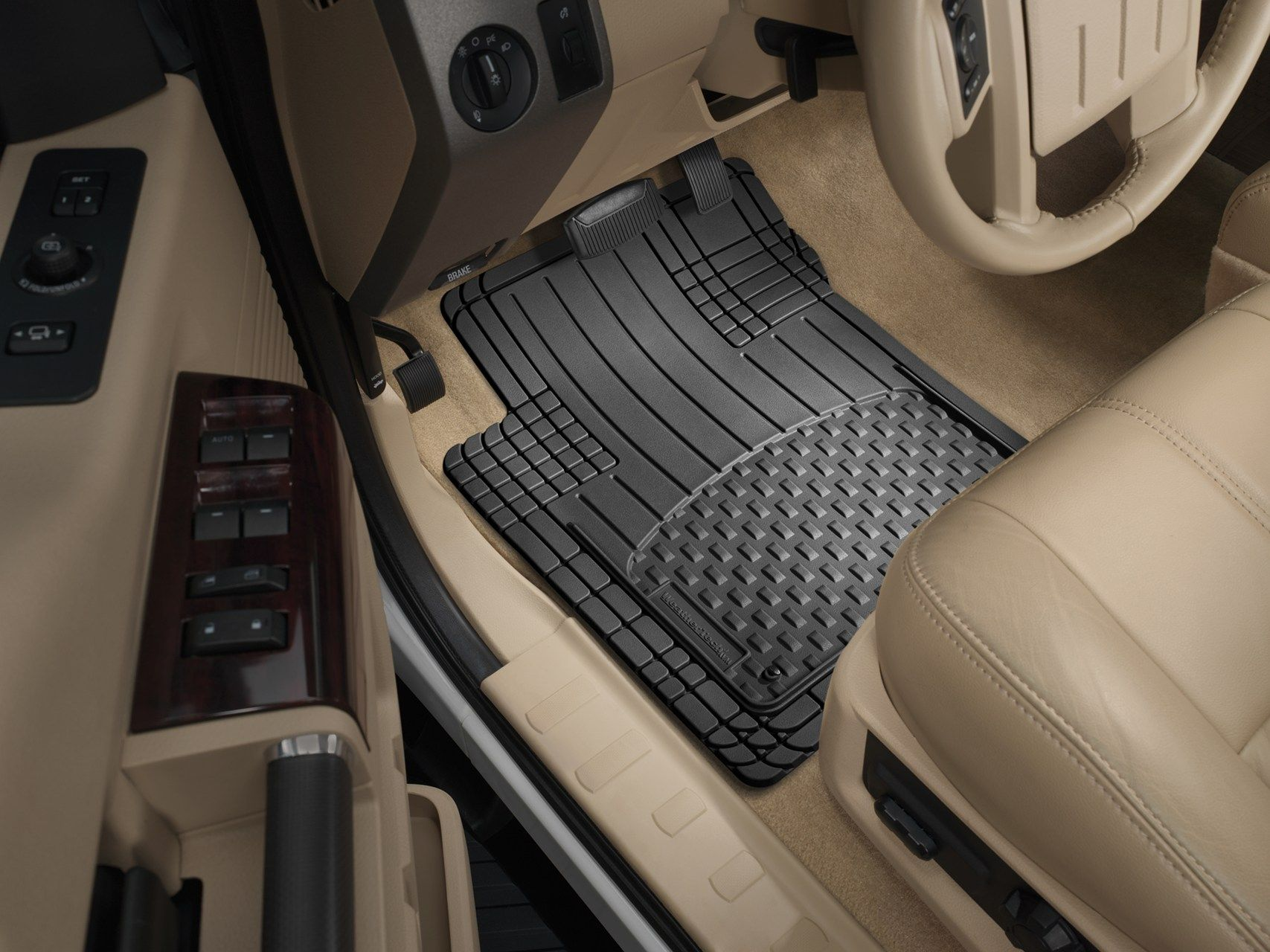 rear mat cargo car mats trunk liners floor weathertech