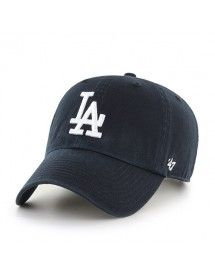 cffc3d0d035cd Gorra 47 Brand unisex - Los Dodgers navy