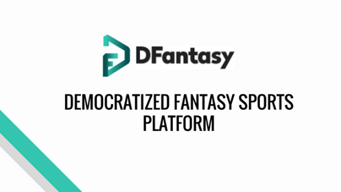 Dfantasy Launches Highly Anticipated Ico Backed By WorldS First