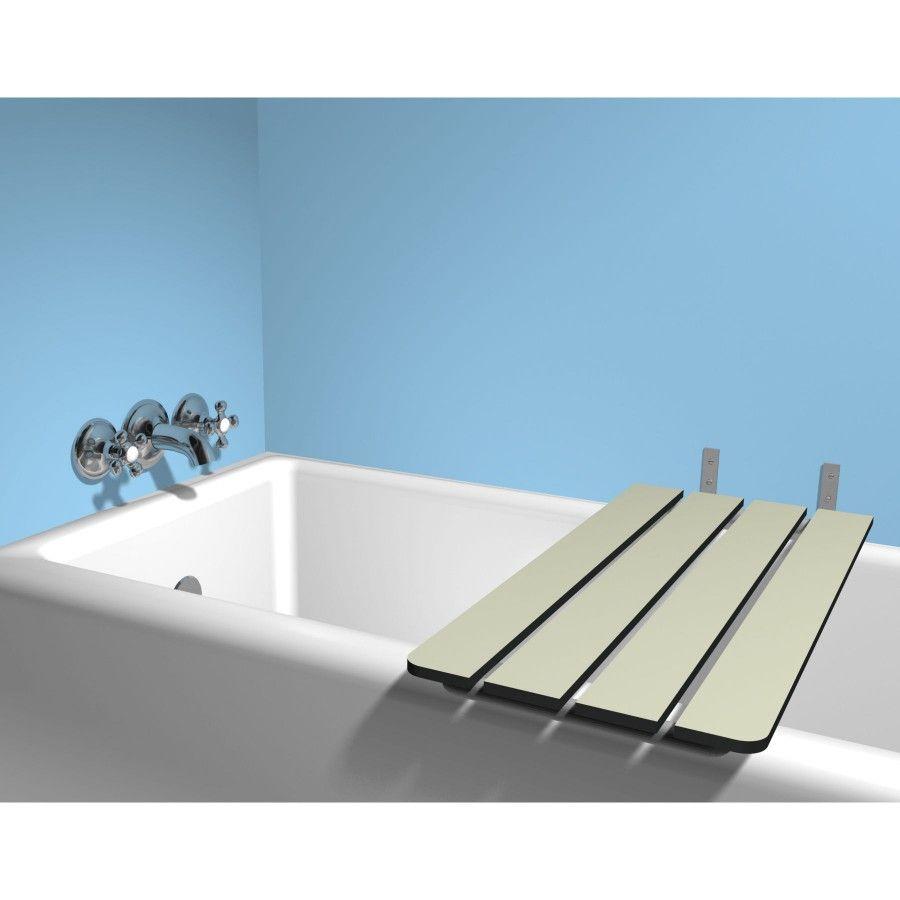 American Specialties Folding Bath Tub Seat - 8358 (With ...