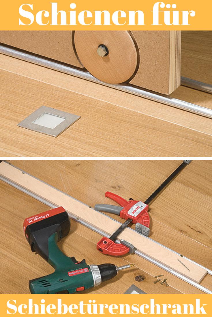 schiebet renschrank selber bauen closet pinterest. Black Bedroom Furniture Sets. Home Design Ideas