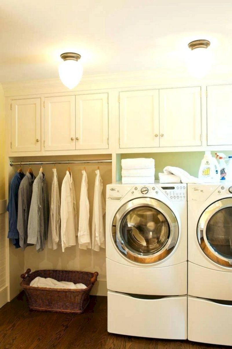 15 Awesome Minimalist Laundry Room Ideas For Small Space