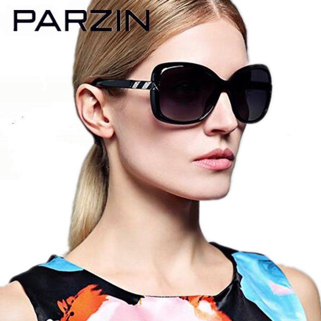 ★★★★★ #Parzin Polarized #Sunglasses #Women #Brand #Designer Sun Glasses Female Shades Oculos De Sol Feminino Gafas Black With Case #DIY #Sale #Hot #Summer #Cool #2016 #Vintage #Luxury