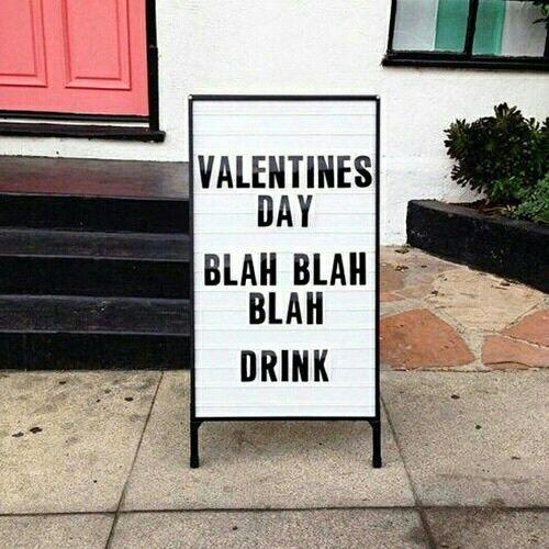 Imagem de drink, love, and valentine