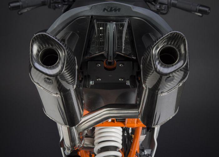yoshimura ktm rc390 exhaust system