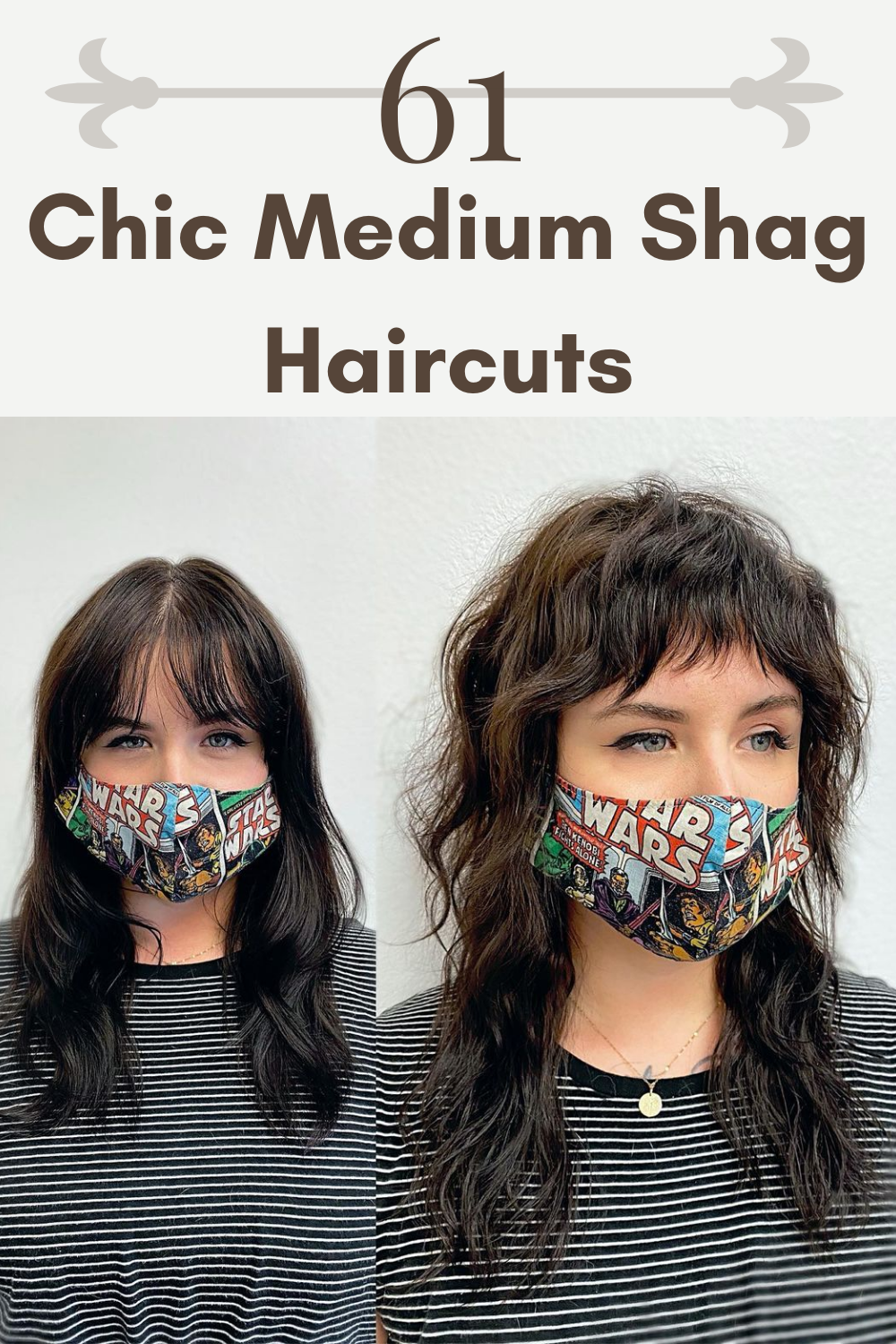 Wet Look Shaggy Hair We collected 61 chic medium s