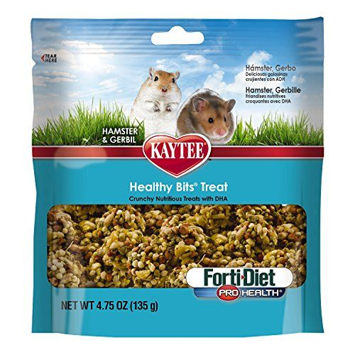 Kaytee Forti Diet Pro Health Healthy Bit Hamster Treat 4 75 Ounce Tasty Nutritious Treat Ideal For Bonding And Playtime Made Health Healthy Hamster Gerbil