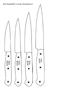 pin by t christian ogden on knives pinterest knife patterns