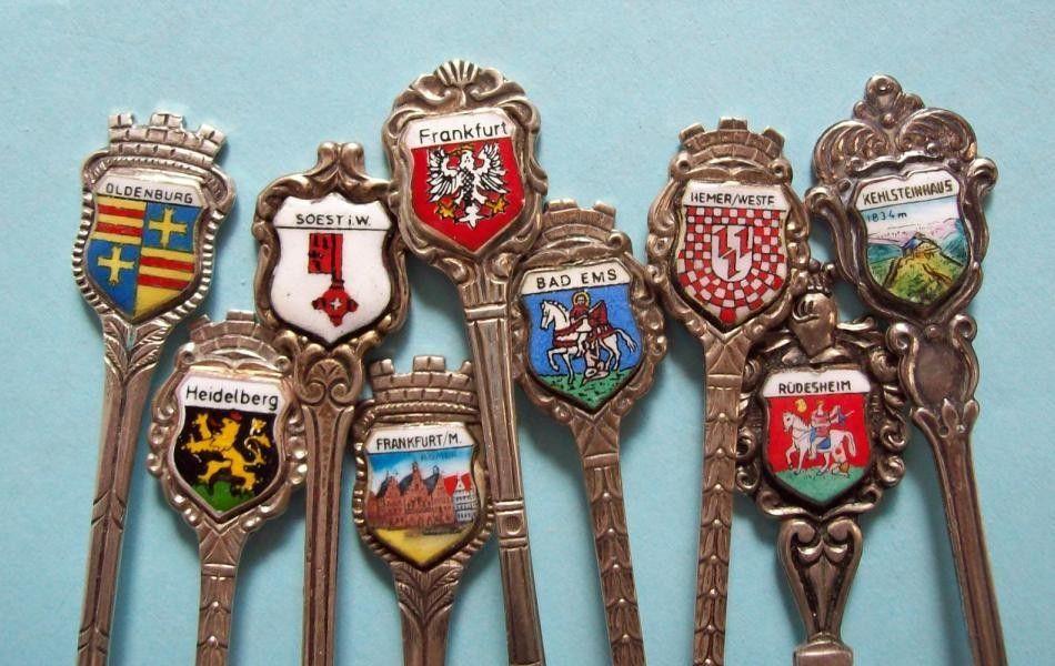 Oldenburg Souvenir Spoon