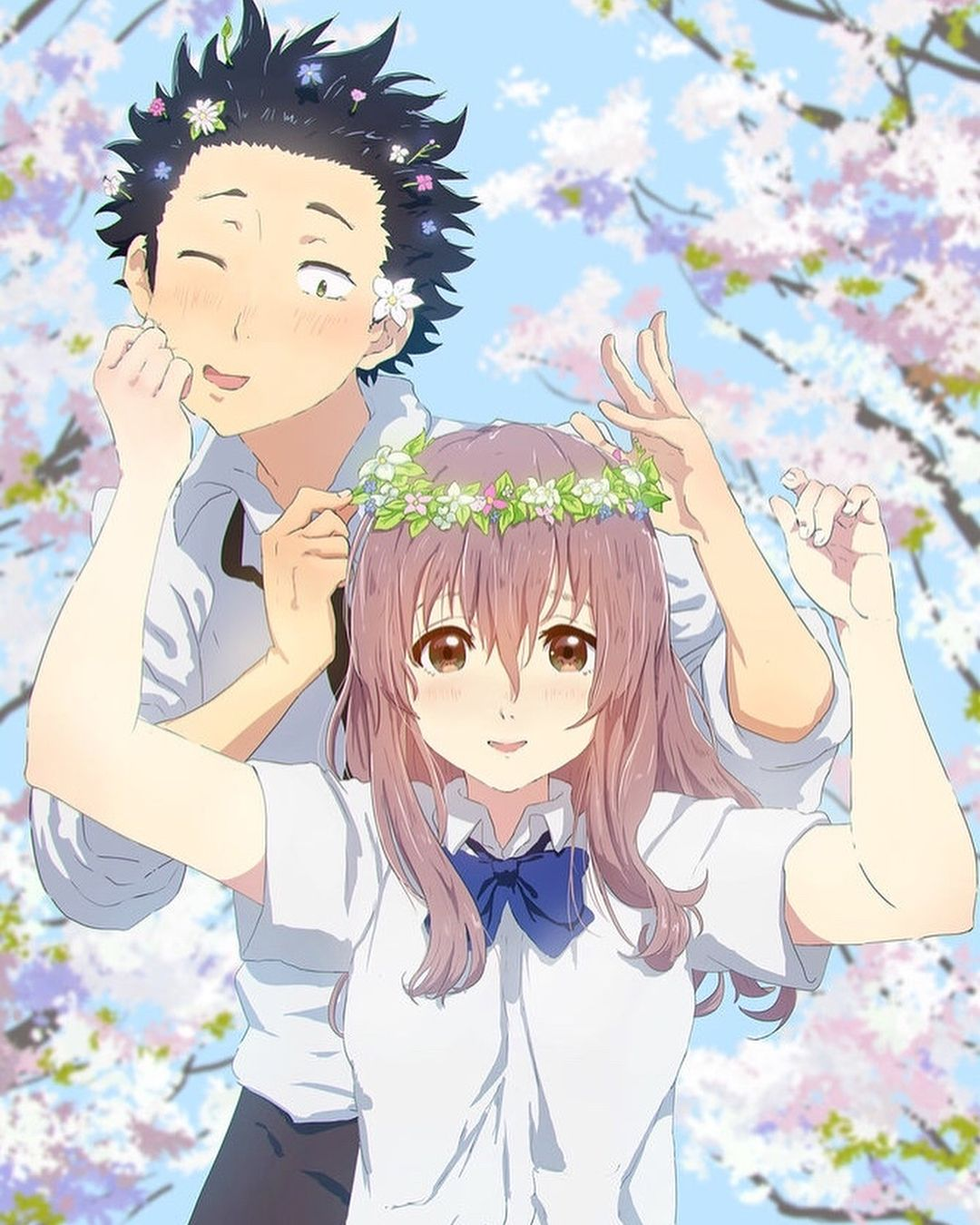 Pin de Alex Mayer en Koe No Katachi A silent voice