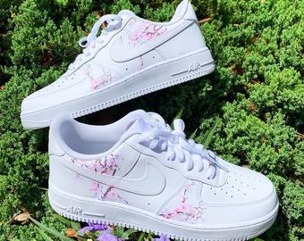 Air force 1 Etsy Nike air shoes, White nike shoes, Fly