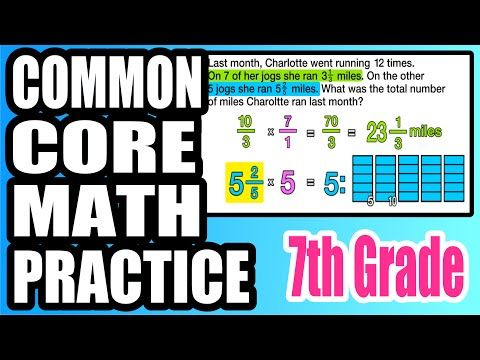 ✪ Converting Fractions to Mixed Numbers | 7th Grade Common Core - YouTube