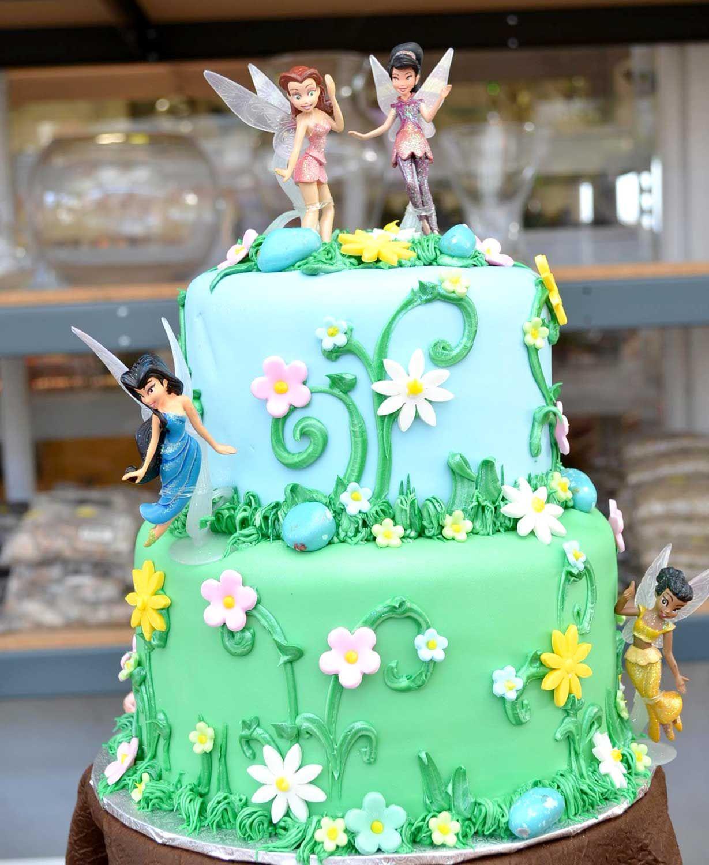 fairygardencake | Fairy garden cake, Fairy birthday cake ...