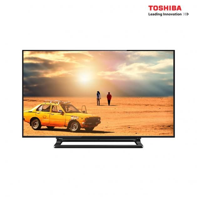 "Toshiba 55"" Digital TV with USB Movie and PVR 55L2550VM"