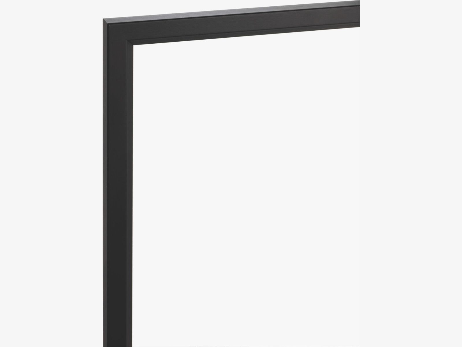 MILANO BLACK Wood 60 x 80cm/ 24 x 32\