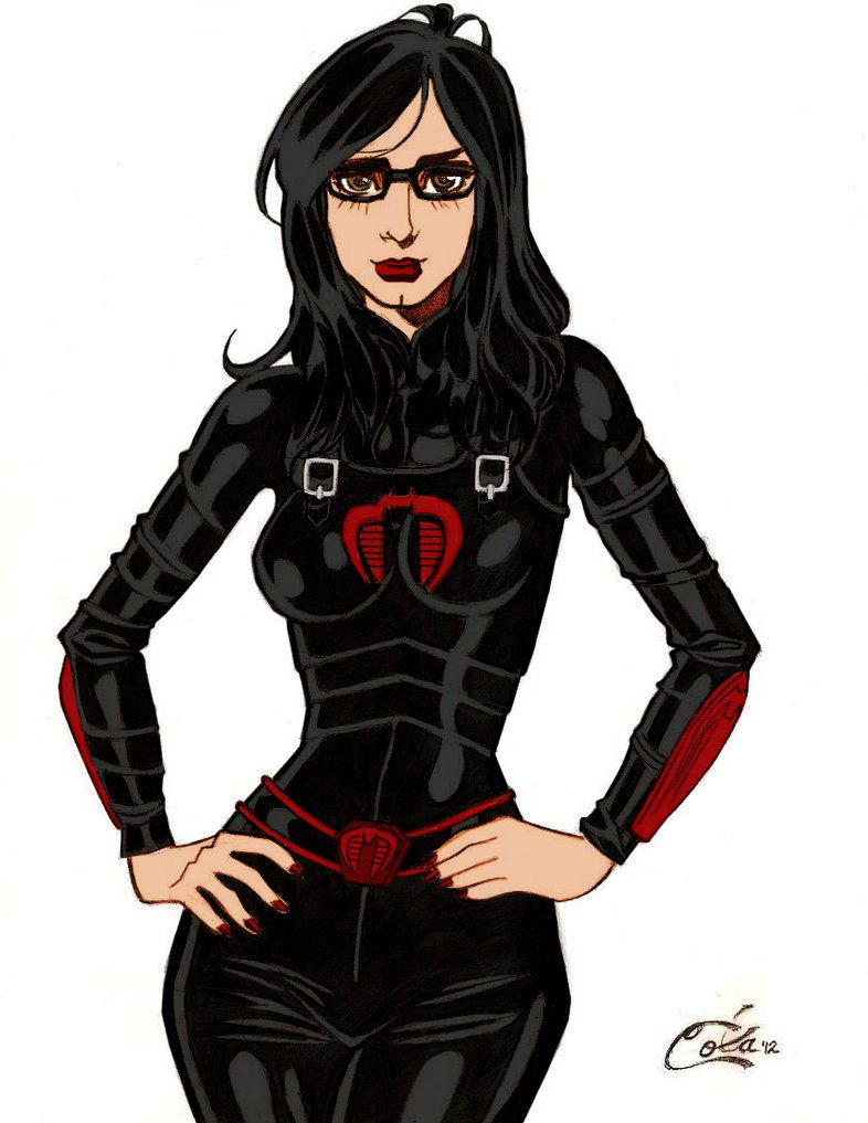 Baroness Sketch Commission By Colaffee by Kenkira on DeviantArt
