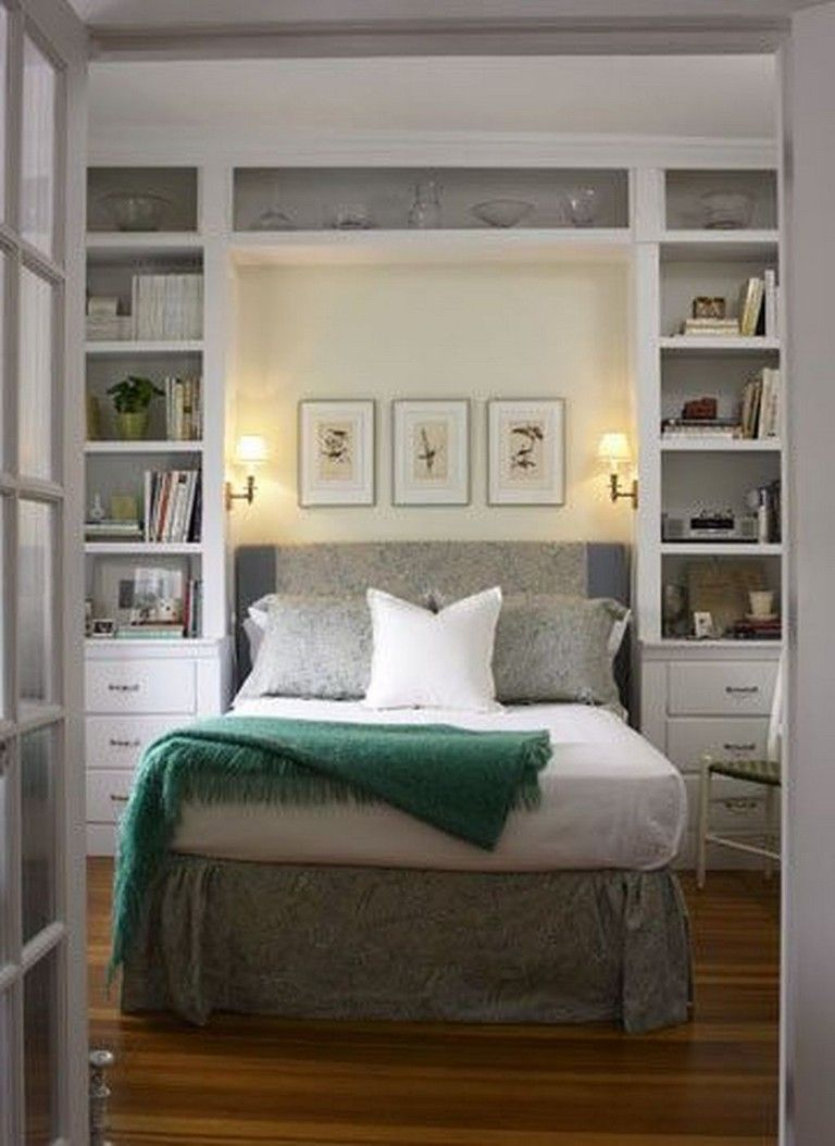 Best 40 Cool Tiny Bedrooms Design Ideas With Huge Style 640 x 480