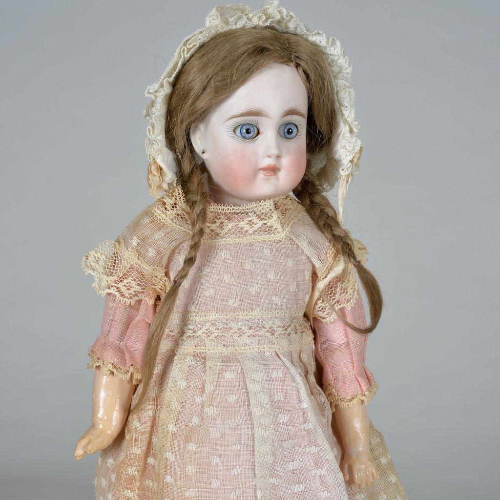 All Original Sonneberg Child 13 Inches