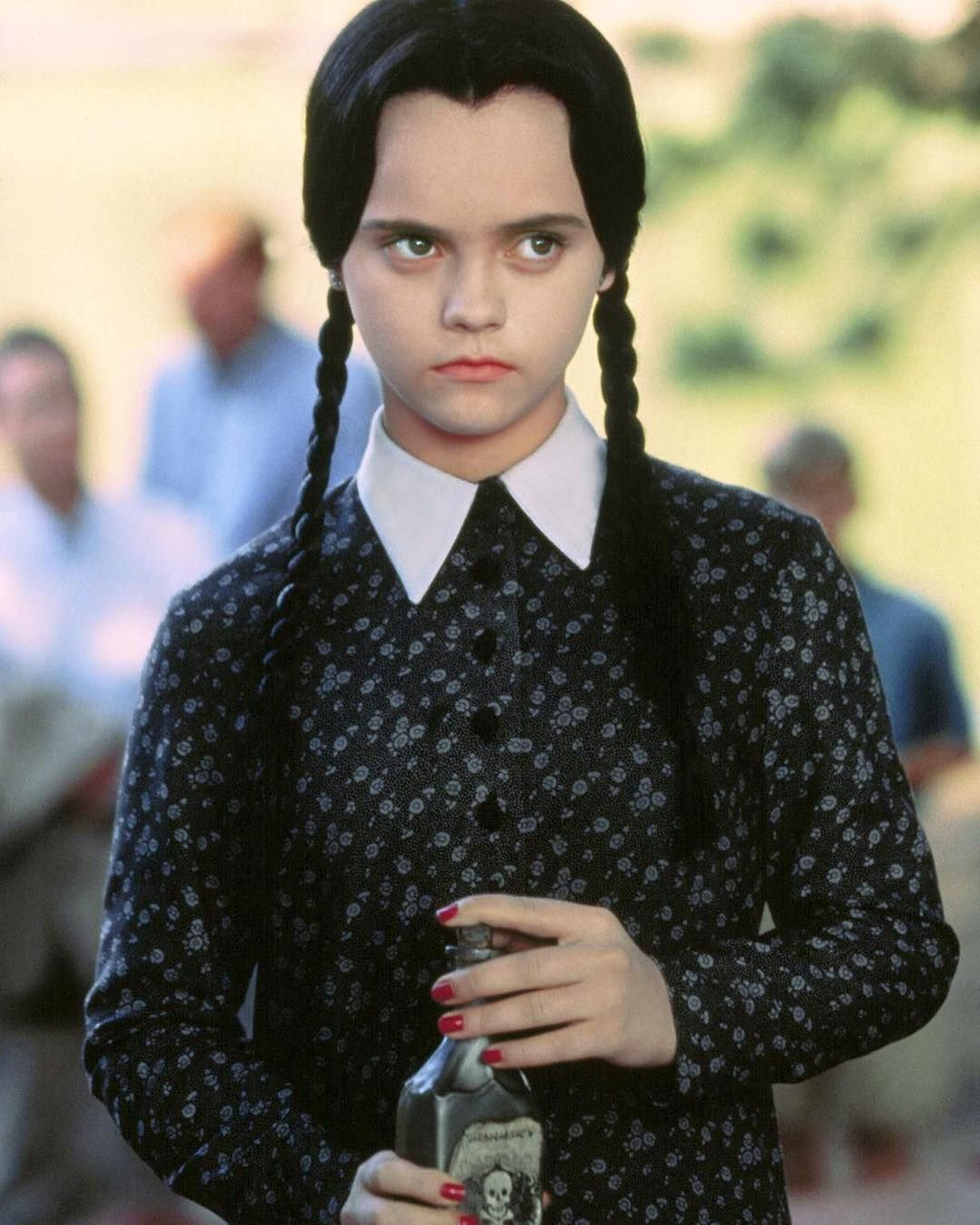 Christina Ricci As Wednesday Addams In Addams Family Values